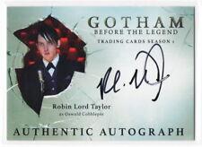 Gotham Season 1 Robin Lord Taylor as Oswald Cobblepot Autograph Card PENGUIN