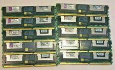 KVR667D2D8F5 Kingston 10X(1-4GB) PC2-5300 DDR2-667MHz ECC CL5 240-Pin