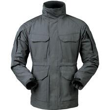 Windbreaker Mens Army Military M65 Combat Field Jacket Coat Tactical Waterproof