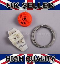 RENAULT SCENIC 2 WINDOW REGULATOR REPAIR KIT FRONT RIGHT (DRIVER SIDE)