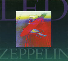 Led Zeppelin Box Set CD 1993 2 Discs Collectible Not a Music club CD