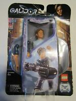 """NEW LEGO GALIDOR DEFENDERS OF OUTER DIMENSION NICHOLAS BLUETOOTH 9"""" FIGURE #8310"""