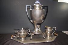 Vintage Universal Perculator Coffee Service 8PC Untested