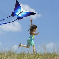 Beautiful Butterfly Kite Outdoor Games Activities Single Line Kite