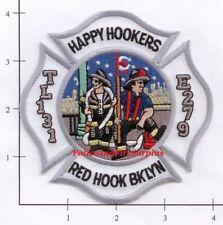 New York City NY Fire Dept Engine 279 Ladder 131 Patch v2