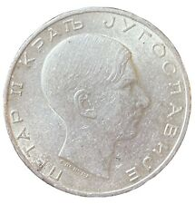 50 Dinara Argent 1938