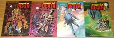 Angel of Death #1-4 VF/NM complete series - innovation comics set lot 2 3