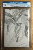 Siege #2 1:300 Joe Quesada Sketch Wraparound Variant CGC 9.8