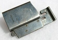 1940 ghn Germany Original Mp38u40 Ammo Pouches Metal Service Tool Good Condition