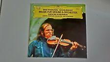 Gidon Kremer Beethoven Schubert DGG 2531 193 LP