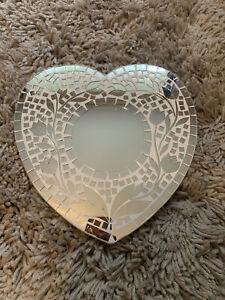 Silver Hand Made Mosaic Mirror