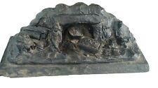 Vintage 1975 JGK J. Kourey Hand Carved Coal Miner Figurine Art Sculpture W. V.