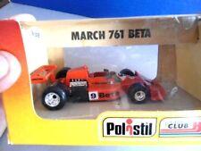 POLISTIL 1/32 MARCH 761 BETA METAL 1977 ITALY