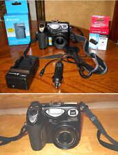 Nikon CoolPix E5000 Digital Camera Black Bundle Charger + Battery Charger