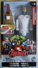 """IRON MAN ACTOIN FIGURE BRAND NEW IN BOX MADE BY HASBRO SIZE APPROX; 11"""" TALL"""