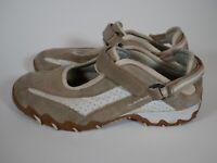 Mephisto Allrounder Mary Jane BEIGE WHITE Sneaker Shoes Womens Size 6.5 / EUR 4