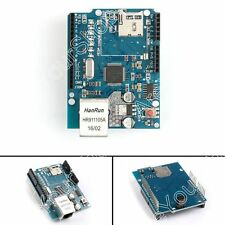 1x Ethernet Shield W5100 R3 Network Tarjeta Expansión Para Arduino UNO Mega2560