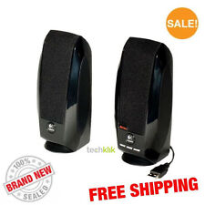 Logitech S150 USB Speakers with Digital Sound, For Computer, Desktop, or Laptop
