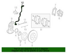 MERCEDES-BENZ FL/FR RPM ABS SPEED SENSOR OEM A2049058000, C GLK | USA DEALER