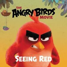 The Angry Birds Movie: Seeing Red-ExLibrary by Stephens, Sarah
