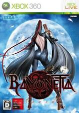 UsedGame Xbox360 Bayonetta FreeShipping [Japan Import]