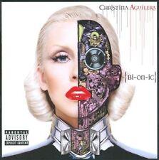 Bionic [PA] * by Christina Aguilera (CD, Jun-2010, RCA)