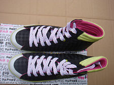 brand new womens White/Black Pastry Tasty Cakes Mid trainers UK size 3.5