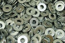 "(600) 5/16"" USS Flat Washers - Hot Dip Galvanized"