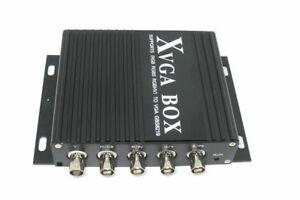 XVGA box , replace Heidenhain monitor to LCD for BC110B BC120 BE211 BE411 NEW!