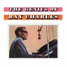 The Genius of Ray Charles by Ray Charles (Vinyl, Jul-2015) Cover Only No Record