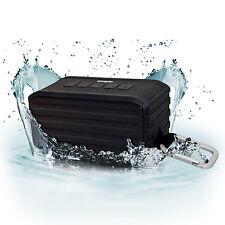 Bluetooth 4.0 Stéréo Mini Enceinte Portable Haut-parleur Étanche iPhone MP3