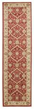 RED IVORY V5 VINTAGE PANEL STYLE CLASSIC HALL RUNNER 80x400cm **NEW**