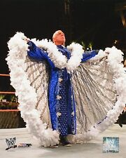 """RIC FLAIR PHOTO WWE 8x10"""" OFFICIAL WRESTLING PROMO NATURE BOY"""