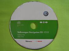 CD NAVIGATION FX ITALIEN 2012 V4 VW RNS 310 GOLF 6 PASSAT 3C CADDY TOURAN TIGUAN