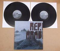 ARABROT Rep.Rep 2010 German 180 gram vinyl 2-LP + sticker