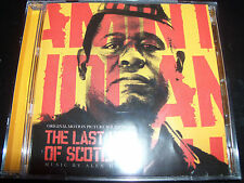 The Last King Of Scotland Original Motion Picture Soundtrack CD By Alex Heffes