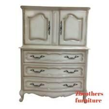 Ivory French Provincial Antique Beds & Bedroom Sets for sale | eBay