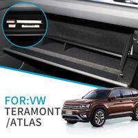 Carbon Fiber Front A Pillar Post Decor Cover Trim For VW Teramont Atlas 2017-19