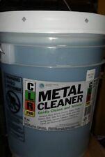 CLR CLEANER, METAL, LIQUID, 5 GAL. G-CLRMC-5PRO