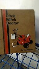 Ditch Witch Doctor  service manual