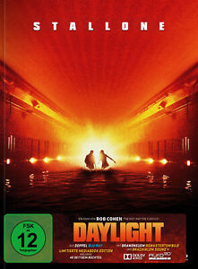 Daylight - Remastered Mediabook Edition (Doppel-Blu-ray) Blu-ray *NEU*OVP*