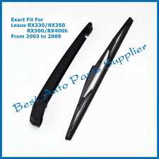 For Lexus RX330/RX350/RX300/RX400h 2004-2008 Rear Wiper Arm & Blade 85241-0E010
