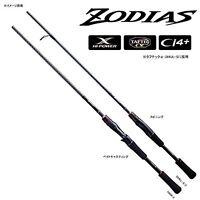 Shimano ZODIAS 168L-BFS/2 Light freshwater bass baitcasting rod F/S w/Tracking#