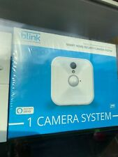 Blink Indoor Home Security Camera System Motion Detection HD Video 1 Camera Kit