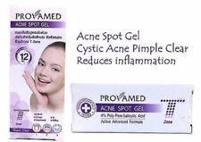 Provamed Acne Spot cream Gel F cystic pimple Clear skin face care treatment