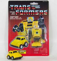 Transformers G1 Re-issue Autobot Mini Vehicle Warrior Bumblebee Brand NEW MISB