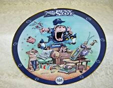 Danbury Mint Penn State Nittany Lions Fan Collectible Plate by Gary Patterson