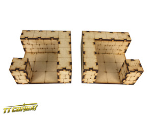 TTCombat - RPG016 - Dungeon Corner Sections