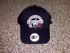 2009 Yankees Cubs Exhibition Series Hat cap snapback jeter judge tickets program