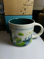 Disney Parks Starbucks You Are Here Hollywood Studios Coffee Mug New with Box